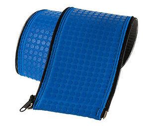 "Koolgrips Royal Blue Color 10'x1.90"" Diameter Swimming Pool Ladder Rail Cover"