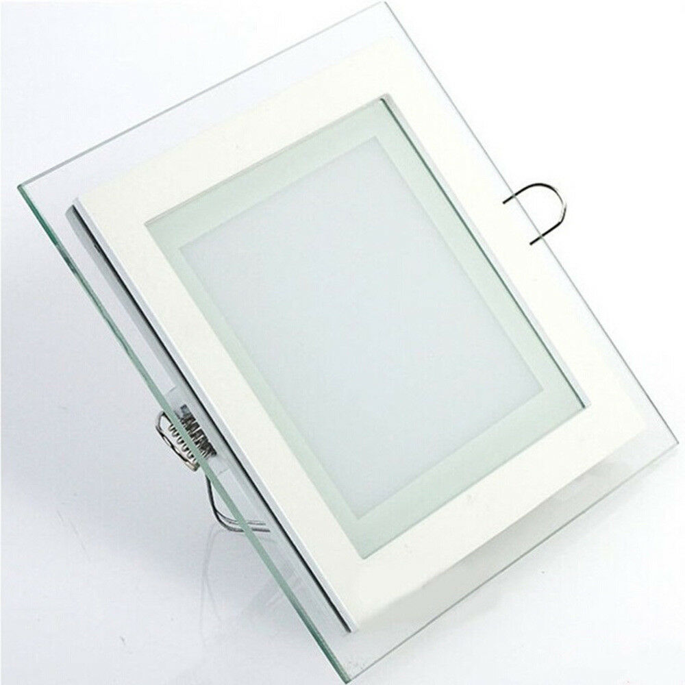 18W Flush lampes Panneau LED PLAFONDS lampes Flush encastrées blanc chaud neutre 1300 lm 827bd5