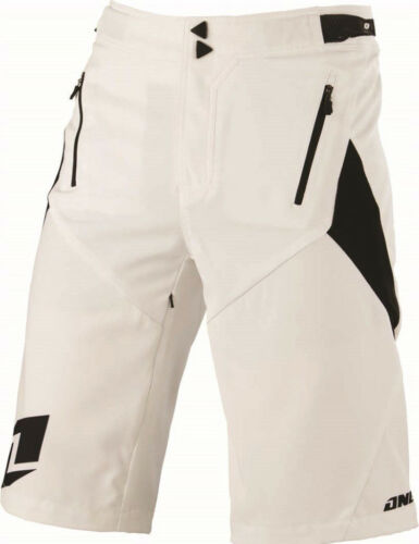 ONE Industries Vapor Baggy MTB Mens Cycling Shorts - White