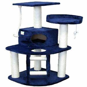 GoPetClub-F10-Cat-Tree-Bed-House-Condo-Pet-Furniture