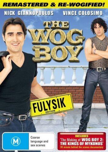 1 of 1 - The Wog Boy (DVD, 2010) - VG