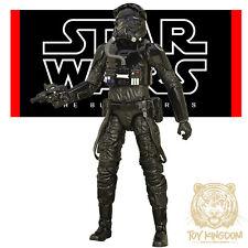 "TIE FIGHTER PILOT - Star Wars Black Series 6"" The Force Awakens W3 - IN STOCK!"