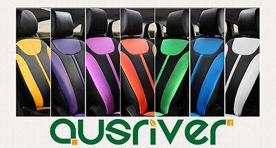Custom Made Seat Cover Set For Subaru XV Liberty Impreza Forester Honda CR-V