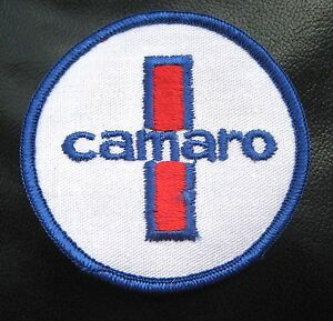 CAMARO-EMBROIDERED-SEW-ON-PATCH-AUTOMOBILE-CAR-CHEVY-CHEVROLET-3-034-ROUND