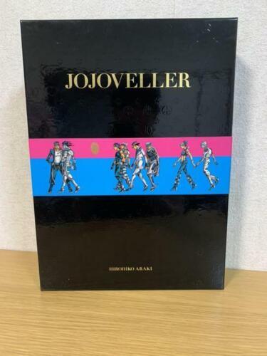 JOJOVELLER Limited Edition Art Book