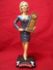 Figurine Suzanne Yoculan  NCAA Gymnastics Coach Georgia 2009
