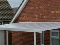 Evolution Carport Canopy Various Sizes In Brown