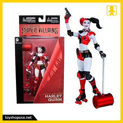 6374008f0a492 The New 52 Super Villains Harley Quinn DC Collectibles
