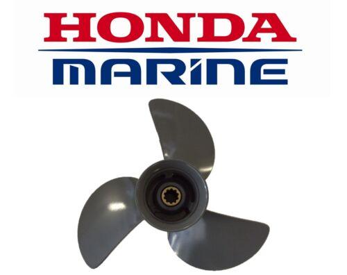 "Genuine Honda Aluminium Outboard Propeller 20//25//30hp 10 x 8.25/"" Pitch 3 Blade"