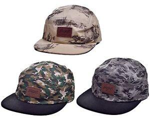 96ab69af4f675 Ecko Unlimited Men s Rhino Camo Adjustable 5 Panel Hat Choose Color ...