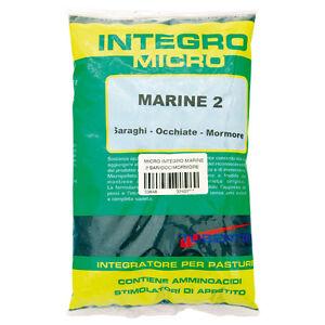 Integro Marine 2 Busta 500 gr Saraghi Occhiate Mormore-Integratore per pasture