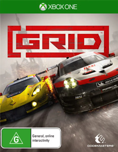 GRID Xbox One Game NEW