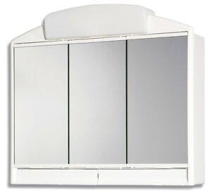 jokey spiegelschrank rano mit beleuchtung steckdose badschrank bad spiegel ebay. Black Bedroom Furniture Sets. Home Design Ideas