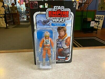 STAR WARS BLACK SERIES 40TH ANNIVERSARY ESB LUKE SKYWALKER SNOWSPEEDER WAVE 2