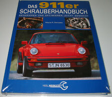 Schrauberhandbuch Porsche 911 G-Modell Carrera Reparaturanleitung Werkstatt!