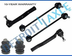 Brand NEW 6 Piece Complete Front Suspension Kit for 2007 - 2011 Nissan Versa