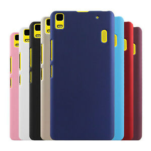 buy popular 08f7a 605c3 Details about Plastic 5.5For Lenovo K3 Note Case For Lenovo K3 Note K50-T5  K50 Cover Case