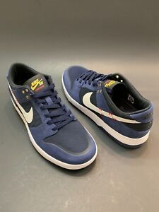 best sneakers b27ac cfcef Details about NIKE SB ZOOM DUNK LOW ELITE QS [877063 416] SEAN MALTO  SAMURAI NO AIR DB MAX