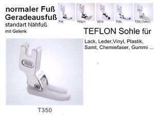 Teflonfuss-Geradeausfuss-Fuss-T350-kkspf