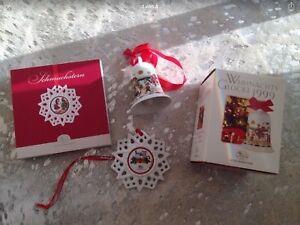 Hutschenreuther Weihnachts Set Sterne &Glocke OVP - Mönchengladbach, Deutschland - Hutschenreuther Weihnachts Set Sterne &Glocke OVP - Mönchengladbach, Deutschland