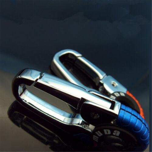 Portachiavi gancio portachiavi moschettone in acciaio inossidabile per esterni