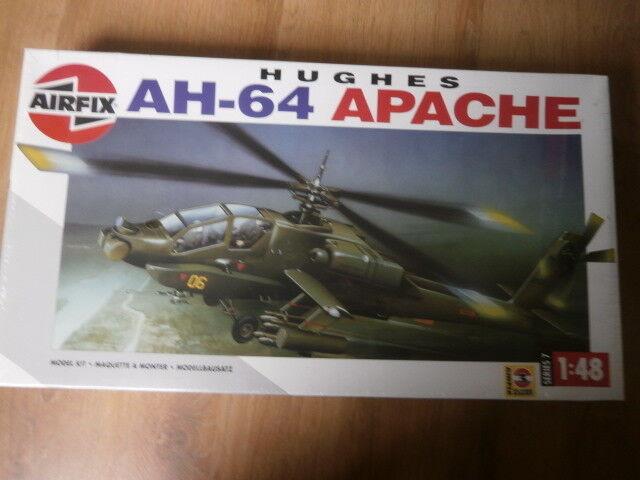 Airfix  07101  Hughes  AH-64 Apache   1 72 scale.