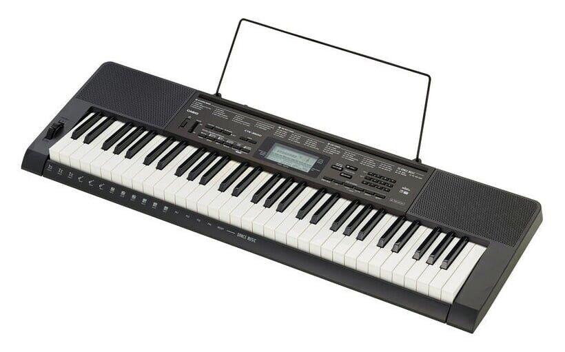 CASIO CTK 3500 Anslagsfølsomt Keyboard  (NY VARE)