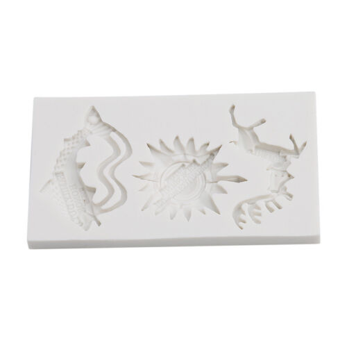 Game of Thrones Silicone Fondant Cake Mould Decorating Mold Chocolate Baking