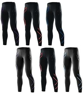 New-2XU-Colour-Compression-Tights-Women-Lady-PWX-Running-Pants-Fitness-Tight