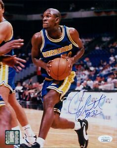 Joe Smith Golden State Warriors Signed 8x10 Glossy Photo JSA Authenticated