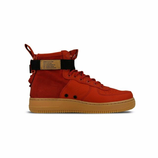 Nike Mens SF AF1 Mid Basketball Shoe Nike Men/'s SF AF1 Mid Basketball Shoe 414571 011