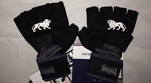 LONSDALE Gel Handschuhe Fitness Boxhandschuhe Boxen Bodybuilding Sport S M L XL