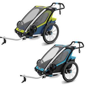 Thule Chariot Sport 1 Fahrradanhanger Einsitzer Multisport