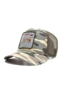 80445636144ba Image is loading Goorin-Bros-Trucker-Cap-4-Points-Camouflage