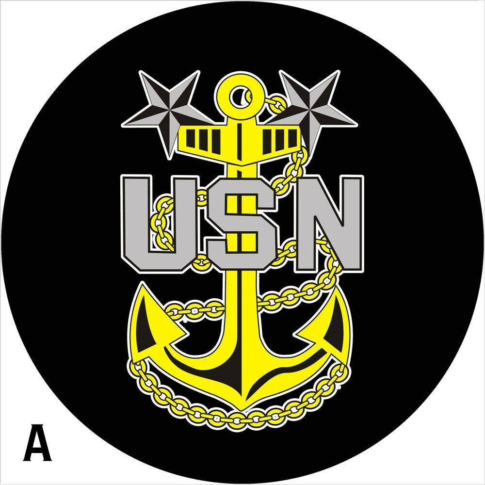 USN Navy Spare Tire Cover Jeep RV Camper VW Trailer  etc(all sizes available)  supply quality product