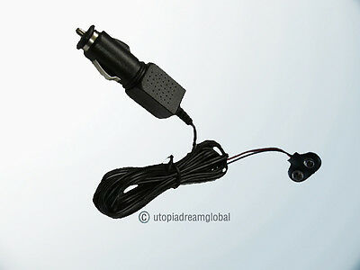 For #547 AC Adapter #607 DC Car Power Cord Meade LX90 LX90 GPS LX10 LX50 All DS