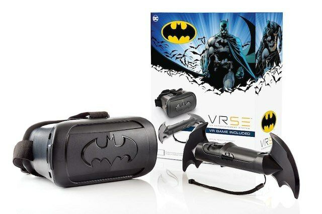 DC COMICS+BATMAN+VRSE VIRTUAL REALITY GAME+FACTORY SEALED+TECH TOY OF OF OF THE YEAR d2f415