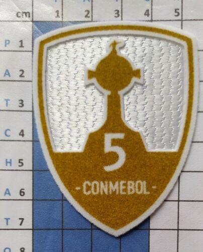 Copa Libertadores Vainqueur 5 Patch badge maillot de foot Peñarol
