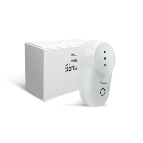 Sonoff S26 Smart Home Power Socket Wireless Plug Switch WIFI APP Remote Control