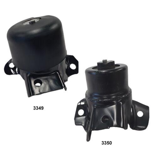 Fits Chevrolet Colorado,GMC Cayon Engine Mounts Front LH /& RH 23195922,23195921