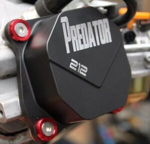 Details about Predator 212 Non-Hemi Valve Cover Has Clearance For Roller  Rockers Aluminum