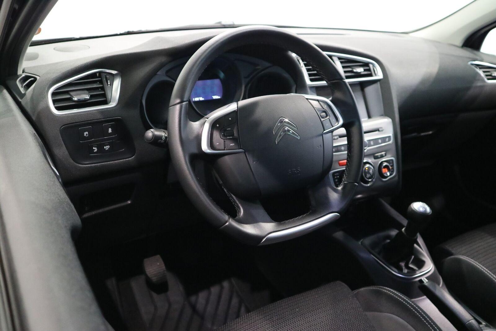 Citroën C4 1,6 BlueHDi 100 Feel Complet - billede 8
