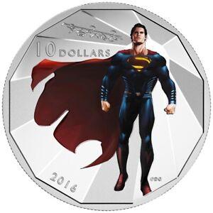 Batman-V-Superman-Dawn-of-Justice-Superman-2016-Canada-10-Fine-Silver-Coin