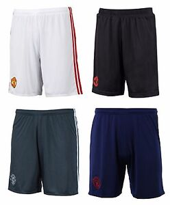 Adidas Manchester United Home Third EU A Shorts Training Pants ... b918d815b3899