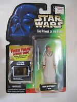 Star Wars Mon Mothma Power Of The Force Freeze Frame 1998 new on card