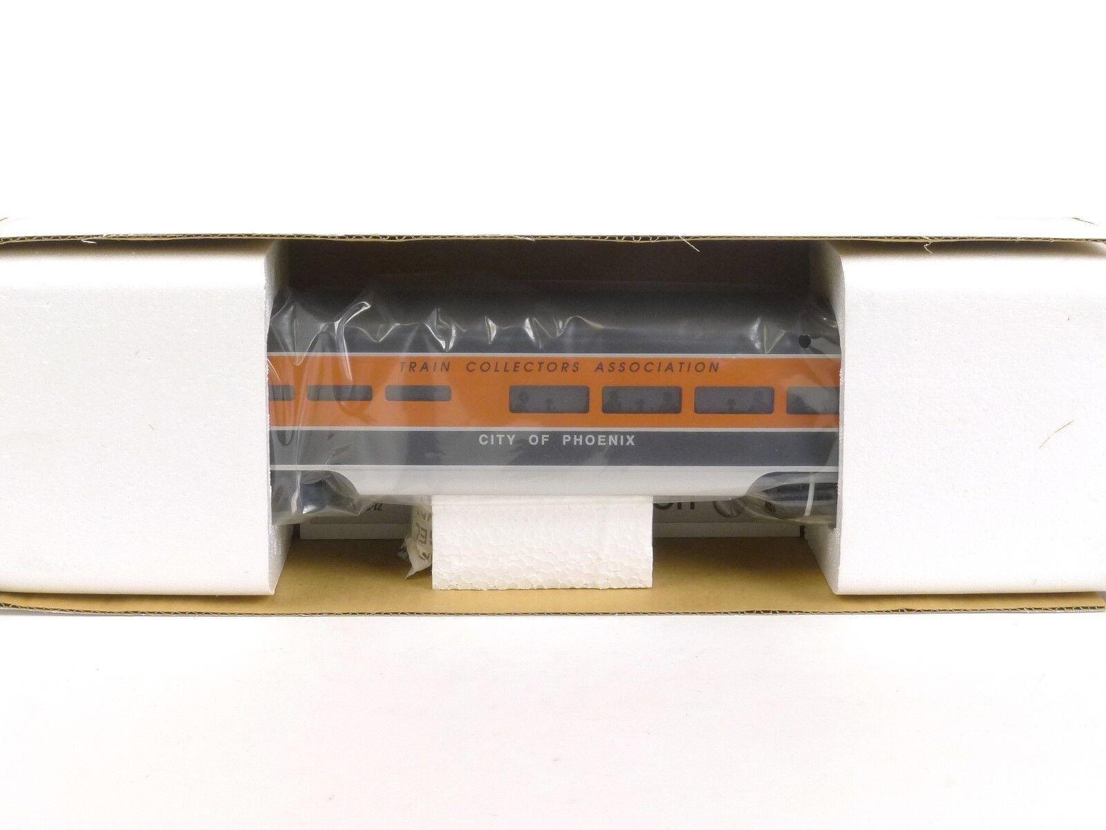 Lionel 6 -52106 TCA City of Phoenix Dining Passenger bil O skala modellllerler Tåg