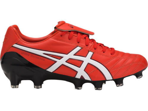BARGAIN Asics Lethal Testimonial 4 IT Mens Football Boots 0601 WAS $270