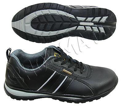 New Mens Ladies Womens Composite Non Metal Plastic Toe Cap Safety Shoes Trainers Um Jeden Preis