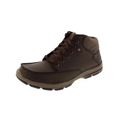 Skechers Scarpe Uomo Garton Meleno 65170 Cioccolato | eBay