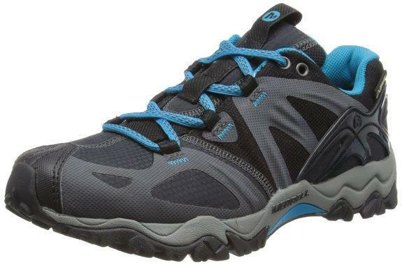 Merrell Womens Grassbow Sport WP Hiking shoes US 6 EU 36 Black FAST SHIP  D11